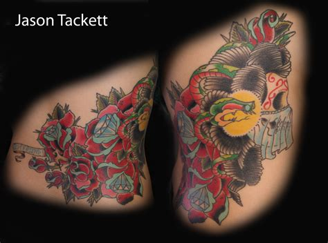 featured artist jason tackett