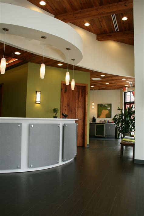 Veterinary Reception Desks 37 Best Images About Blue Frog Offices On Pinterest Waiting Area Reception Desks And Home