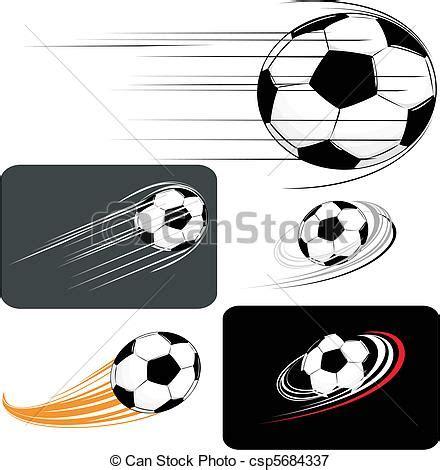 format graficzny eps ilustracje wektorowe piłka nożna clipart komplet od