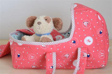 bassinet carrycot baby basket make a baby doll basket
