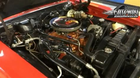 how do cars engines work 1992 oldsmobile cutlass supreme transmission control 1965 oldsmobile cutlass 442 at gateway classic cars st louis showroom youtube