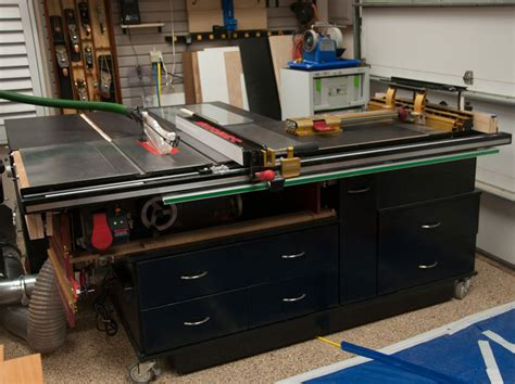 table saw outfeed table ideas amazing table saw outfeed tables table saw central