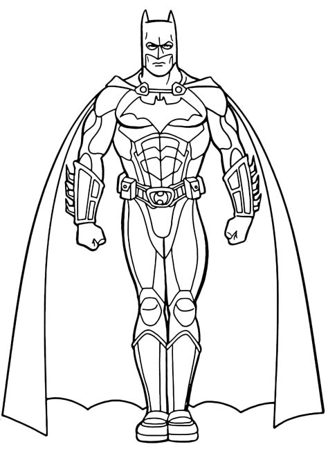 detailed batman coloring pages disegni di quot batman quot da colorare