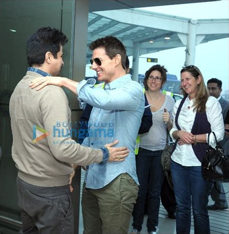 tom cruise film in hindi check out tom cruise visits the taj mahal with anil