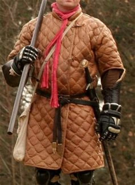 1000 images about quilted armour larp on
