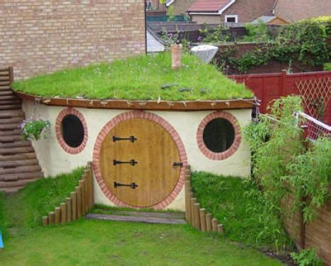 play house for backyard green roof 37 best images about garden shed on garden