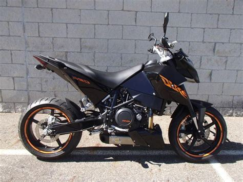 Ktm Duke 690 Black Buy 2010 Ktm Duke 690 Vin2615 Bd On 2040motos