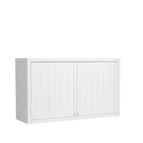 meuble haut de cuisine blanc meuble haut de cuisine en pin blanc l 120 cm newport