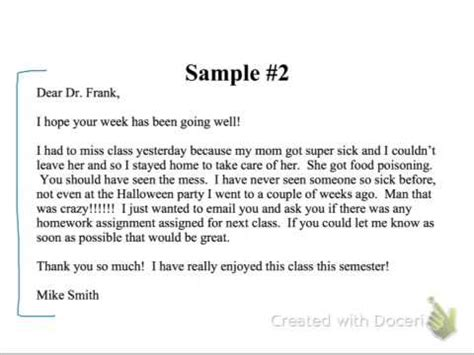 formal email format for professor how to write a professional e mail to your professor youtube