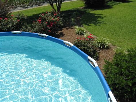 landscaping around pools pin by mel on landscape poolscape pinterest