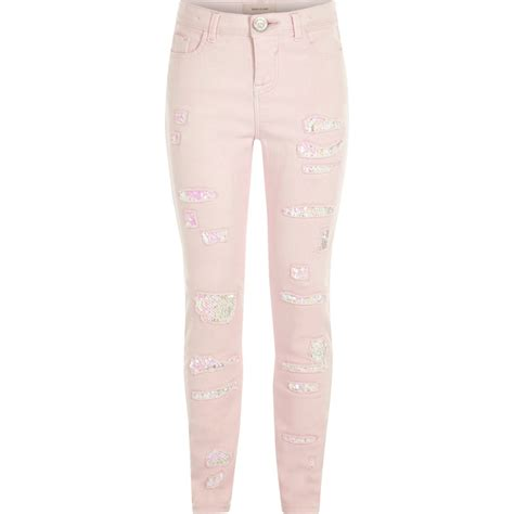light pink skinny jeans girls light pink skinny jeans what s so trendy about