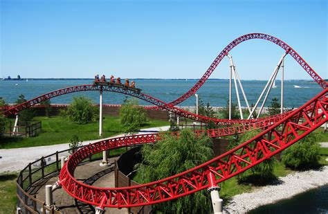 theme park in ohio image wikimedia