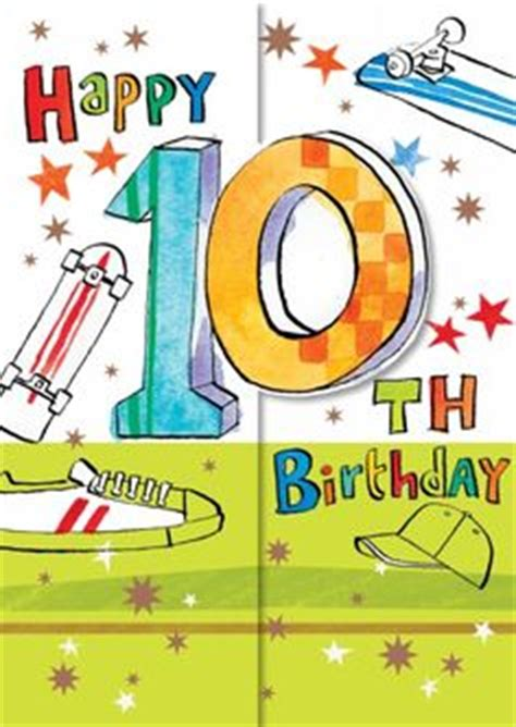 Happy Birthday Wishes 10 Year Boy 1000 Images About Bday 10th On Pinterest 10th Birthday