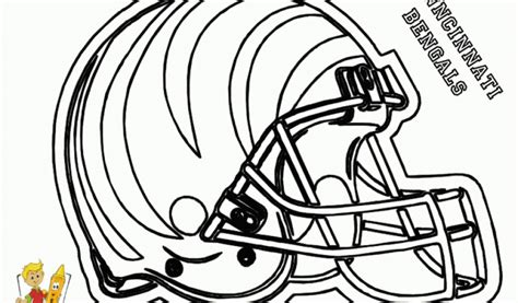 football helmet coloring pages get this nfl football helmet coloring pages 87560