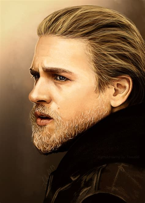 how to get charlie hunnam hair how to style jax tellers hair newhairstylesformen2014 com