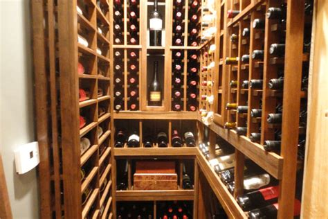 Closet Wine Cellars by Wine Cellar Closet The House
