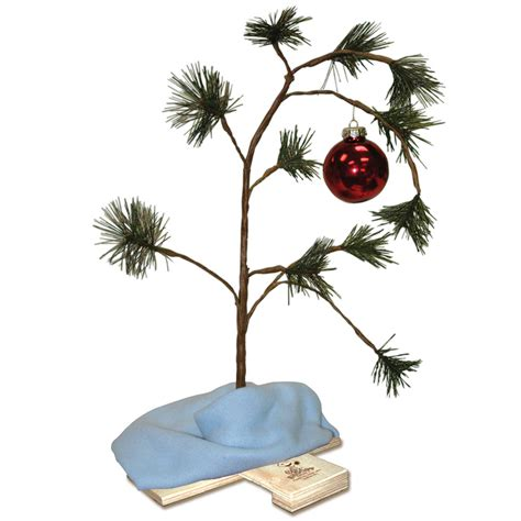 peanuts by schulz 24 quot charlie brown s christmas tree with