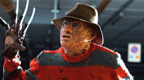 Fredy Kruger freddy krueger nightmare scare prank