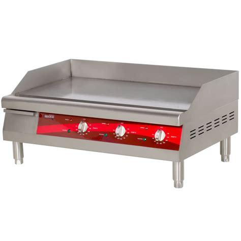 Countertop Griddles by Avantco Eg30n 30 Quot Electric Countertop Griddle