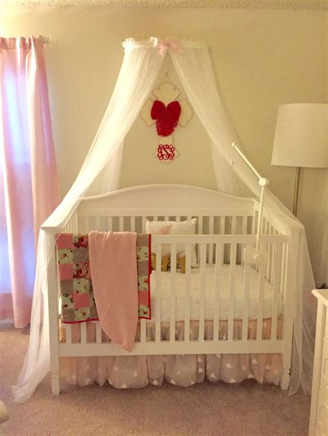 white sheer canopy bed curtain 127 best baby images on pinterest bed canopies white