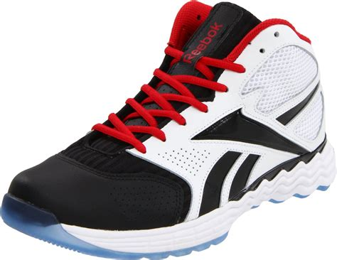 reebok basketball shoes for reebok mens thermalvibe 1 5 basketball shoe in black for