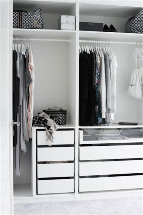 Schrank Einrichtung by Ikea Pax Kleiderschrank Wohnideen Einrichten