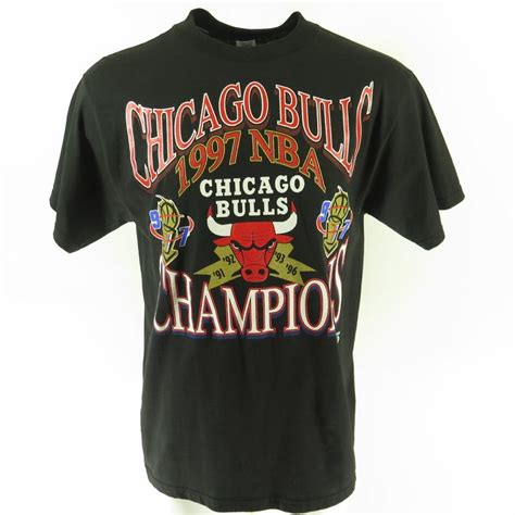 Polo Shirt Chicago Bulls From Ordinal Apparel 1 vintage 90s chicago bulls t shirt mens l deadstock