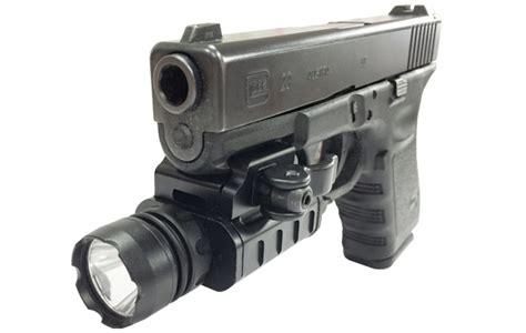 best compact weapon light utg 400 lumen compact led weapon light with qd lever lock