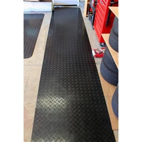Coverguard Garage Floor XL 3' x 15' Rubber Mat  New