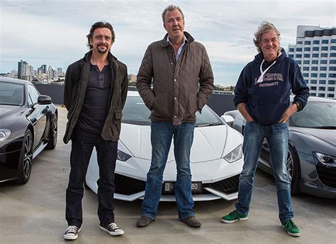 amazon top gear jeremy clarkson richard hammond and james may sign up for
