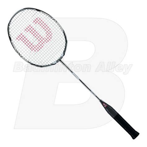 Raket Wilson K Factor wilson k factor k rival badminton racket