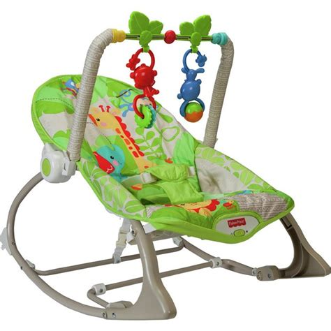 argos baby swing chair buy fisher price rainforest infant to toddler rocker at