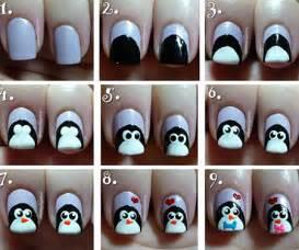 easy winter nail art tutorials 2013 2014 for beginners