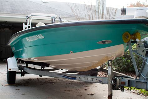 redfish flats boats for sale sold 2006 redfish boats 16 6 quot flats boat the hull truth
