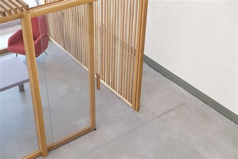 wood partition wall nodoo partition wall by nodoo