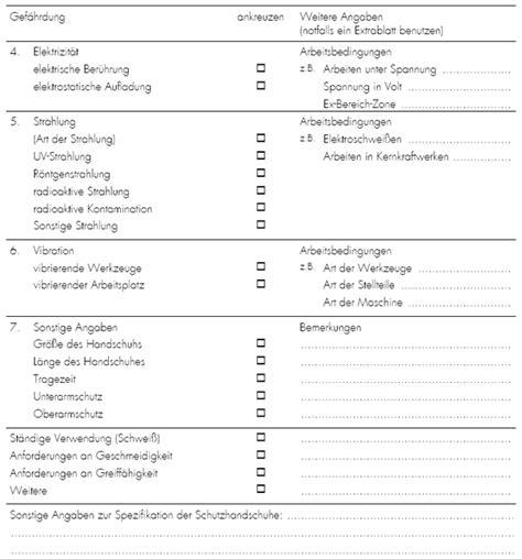 Muster Formular Patientenverfügung Dguv Regel 112 195 Benutzung Schutzhandschuhen Titel