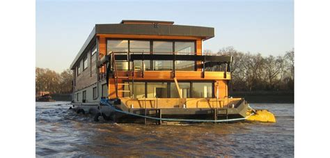 custom house boats uk houseboat quot victory quot is custom designed and build by dirkmarine