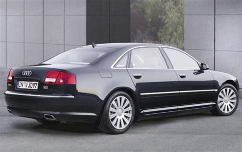 2005 audi a8 l 6.0 quattro road test & first drive