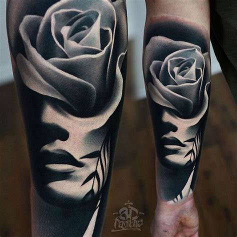 black and grey forearm tattoo designs 1000 ideas about realism on black and