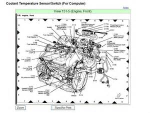 2005 ford escape v it began overheating occasionally