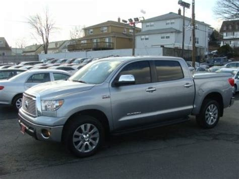 2012 Toyota Tundra Specs 2012 Toyota Tundra Limited Crewmax 4x4 Data Info And