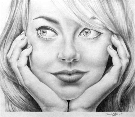 pencil sketch drawing images pencil drawing of by rachbeth on deviantart
