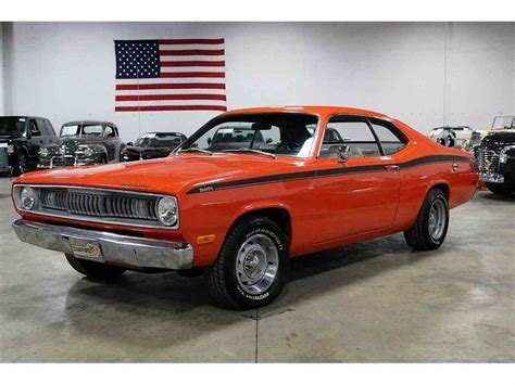 1972 plymouth duster 1972 plymouth duster for sale classiccars cc 990212