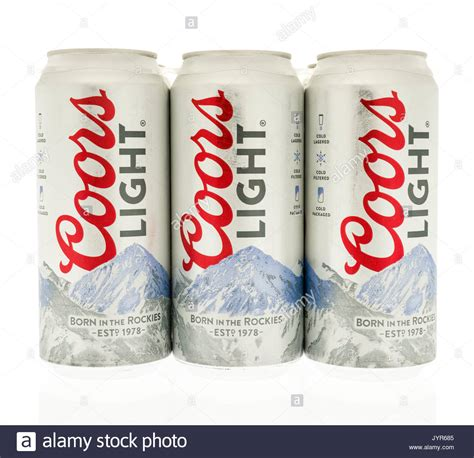 is coors light a pilsner coors light stock photos coors light stock images alamy