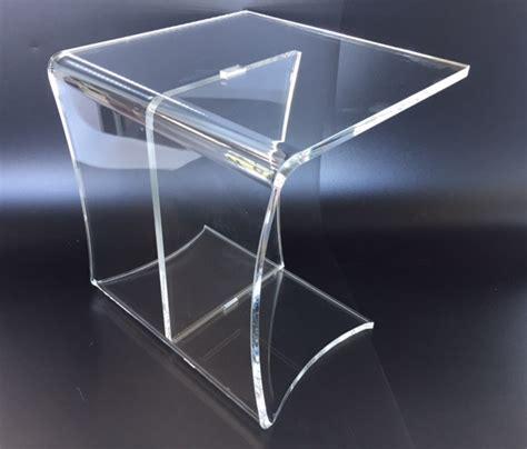 Table De Nuit Plexiglas by Table De Chevet En Plexiglas With Table De Chevet En Plexiglas