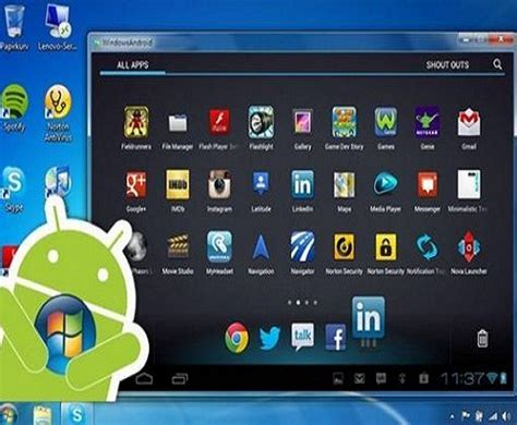 top 11 best and lightest android emulators for windows pc