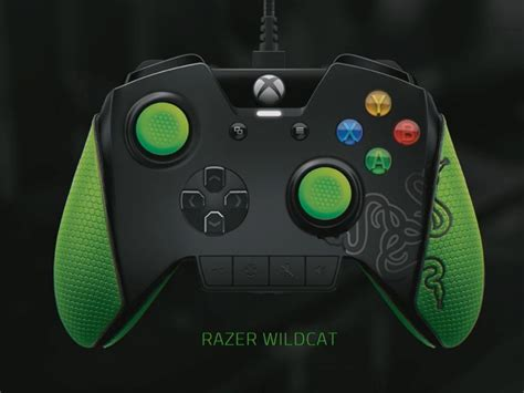 Razer Wildcat For Xbox One Gaming Controller the razer wildcat controller for the xbox one is coming with esports players in mind windows