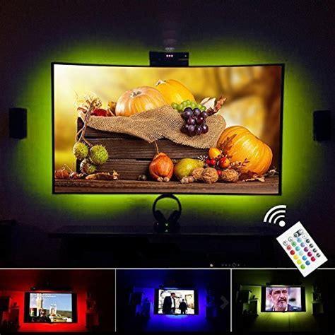 bias lighting for computer monitor led light vilsom usb powered led bias lighting for