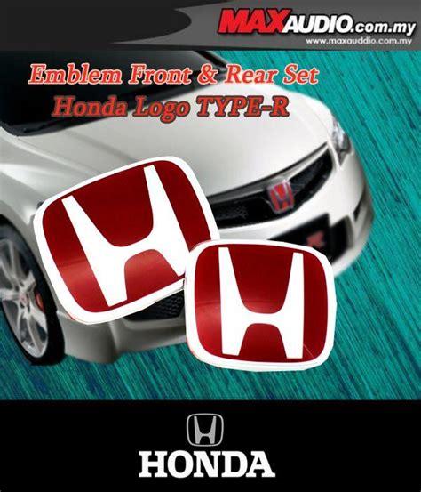 Emblem Ori Honda Jazz ori honda type r logo emblem jazz g end 1 3 2018 11 30 am