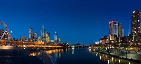 Vacation In Melbourne Garden City In Brief Travel Melbourne Lights